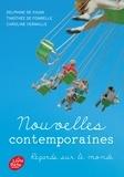 Delphine de Vigan et Timothée de Fombelle - Nouvelles contemporaines - Regards sur le monde.