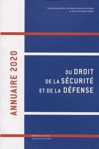 Delphine Deschaux-Dutard et Jean-Christophe Videlin - Annuaire du droit de la sécurité et de la défense.