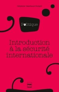 Téléchargement gratuit de livres en allemand Introduction à la sécurité internationale in French
