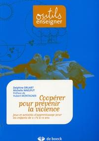 Histoiresdenlire.be Coopérer pour prévenir la violence - Jeux et activités d'apprentissage pour les enfants de 2 1/2 à 12 ans Image