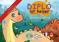 Delphine Dumouchel et Clémentine Perney - Diplo ist heiser / Diplo est enroué (Allemand) [KAMISHIBAI.