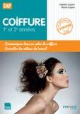 Delphine Dupont et Michel Dupont - Coiffure CAP 1re et 2e années - Communiquer dans un salon de coiffure, connaître les milieux de travail.