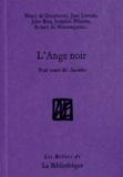 Delphine Durand et Jean-David Jumeau-Lafond - L'Ange noir - Petit traité des Succubes.