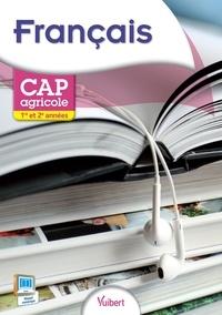 Francais CAP agricole 1e et 2e années - Delphine Froehly pdf epub