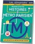Delphine Gaston - Grandes et petites histoires du métro parisien.