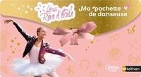 Deedr.fr Ma pochette de danseuses Léna rêve d'étoile - Avec des autocollants Image