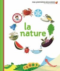 Delphine Gravier - La nature.