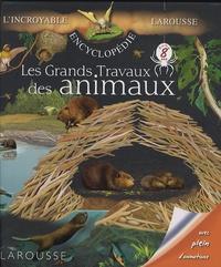 Delphine Grinberg - Les Grands Travaux des animaux.