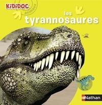 Delphine Grinberg - Les tyrannosaures.