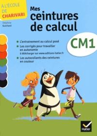Delphine Guichard - Mathématiques CM1 Mes ceintures de calcul - Pack de 5 exemplaires.