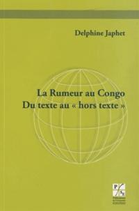 La Rumeur au Congo - Du texte au hors texte.pdf