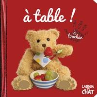 Delphine Lacharron - A table !.
