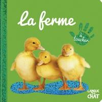 Delphine Lacharron - La ferme à toucher.