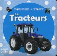 Delphine Lacharron - Les tracteurs.