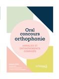 Delphine Lavoix - Oral concours orthophonie.