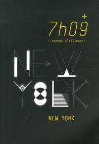 Delphine Minotti - 7h09 carnet d'ailleurs - New York.