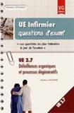 Delphine Monnier - UE 2.7 Défaillances organiques et processus dégénératifs.