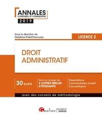 Droit administratif Licence 2 - Delphine Pollet-Panoussis |