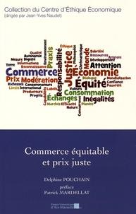 Delphine Pouchain - Commerce équitable et prix juste.