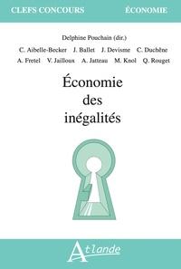 Delphine Pouchain - Economie des inégalités.