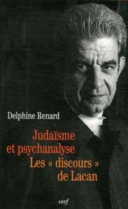 Judaïsme et psychanalyse- Les discours de Lacan - Delphine Renard   Showmesound.org