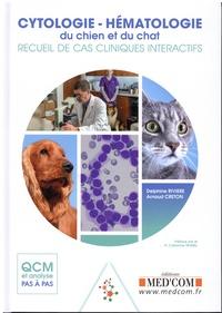 Deedr.fr Cytologie-hématologie du chien et du chat - Recueil de cas cliniques interactifs Image