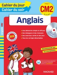 Delphine Sée Cano - Anglais CM2 Cycle 3. 1 CD audio