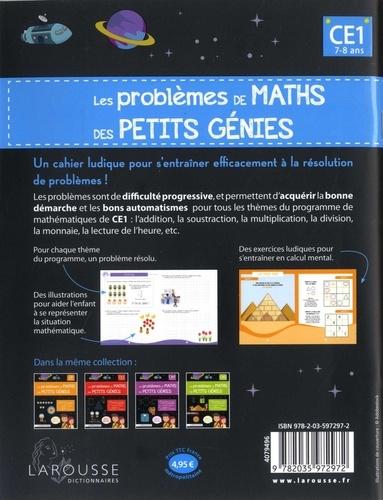 Les problèmes de maths des petits génies CE1