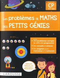 Delphine Urvoy - Les problèmes de maths des petits génies CP.