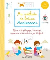 Delphine Urvoy - Ma méthode de lecture Montessori.