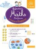 Delphine Urvoy - Mathématiques CE1 Réussir en maths avec Montessori et la pédagogie de Singapour.