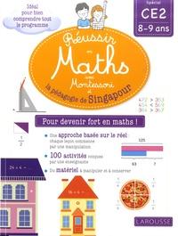 Delphine Urvoy - Mathématiques CE2 Réussir en maths avec Montessori et la pédagogie de Singapour.