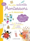 Delphine Urvoy - Mes petites activites Montessori pour les vacances.