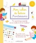 Delphine Urvoy - Mon cahier de lecture Montessori.