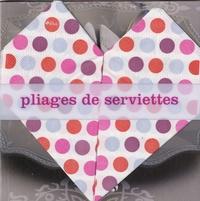 Goodtastepolice.fr Pliages de serviettes Image