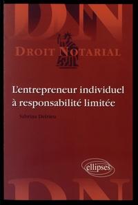 Delrieu - L'entrepreneur individuel à responsabilité limitée.