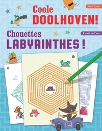 Deltas Chantecler - Chouettes labyrinthes !.