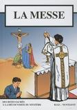 Demetrius Manousos - La messe - Selon la forme extraordinaire du rite romain.