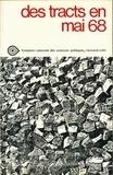 Demonet - Des Tracts en mai 68 - Mesures de vocabulaire et de contenu.