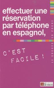Ucareoutplacement.be Effectuer une réservation par téléphone en espagnol, c'est facile! Image