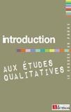 Demos Editions - Introduction aux études qualitatives.
