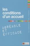 Demos Editions - Les conditions d'un accueil agréable et efficace.