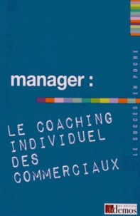 Demos Editions - Manager : le coaching individuel des commerciaux.