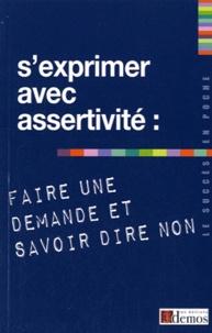 Deedr.fr S'exprimer avec assertivité : faire une demande et savoir dire non Image
