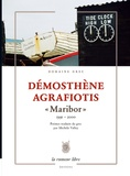 Démosthène Agrafiotis - Maribor 1991-2000.