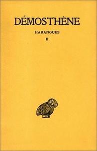Démosthène et Maurice Croiset - .