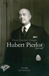 Den dungen Van - Hubert pierlot. 1883-1963.