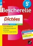 Denis Anton - Bescherelle dictées 5e.
