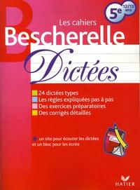 Denis Anton - Dictées 5e - 12/13 Ans.