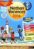Denis Anton et Michel Jardonnet - Nathan vacances de la 6e vers la 5e.